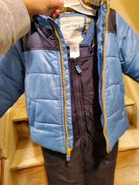 Size 4T boys snow suit City of Manassas, 20112