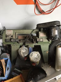 4.5 metal cutting bandsaw , have extra blade Rock, 53546