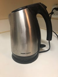 Black and Decker electric kettle  Vancouver, V6P 4P8