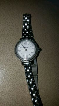 fossil silver women watch Brampton, L6W 3E7