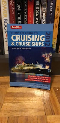Complete Guide to Cruising & Cruise Ships. Mississauga, L5A 2J5