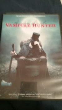 Vampire Hunter movie  Ottawa, 61350
