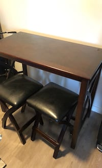 Bar table and stool 3 piece set Torrance, 90504