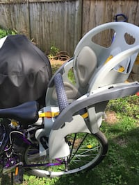 Copilot limo child bike seat carrier  Toronto, M4C 4Y2