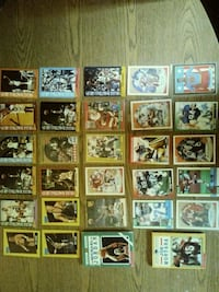 assorted baseball cards  Hogansville, 30230
