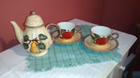 Ceramic Coffee Set - never used Mississauga