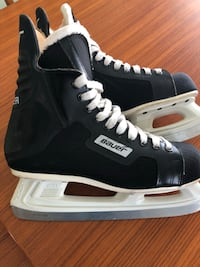 BAUER SKATES SIZE 9.  GREAT CONDITION.  (Scarborough) Toronto, M1S 1V9