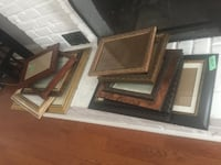 variety of picture frames TORONTO