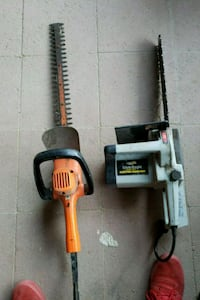 black and yellow hedge trimmer Vista, 92084
