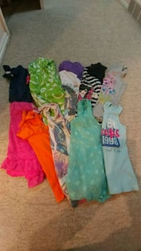 Girls clothes size 5 Midvale