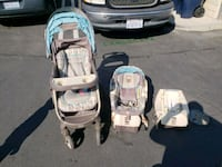 Baby trend travel system  Escondido, 92026