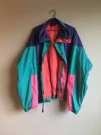 Columbia XL Mens vintage windbreaker jacket