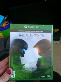 Xbox One Halo 5 Guardians case Airdrie, T4B 2P7