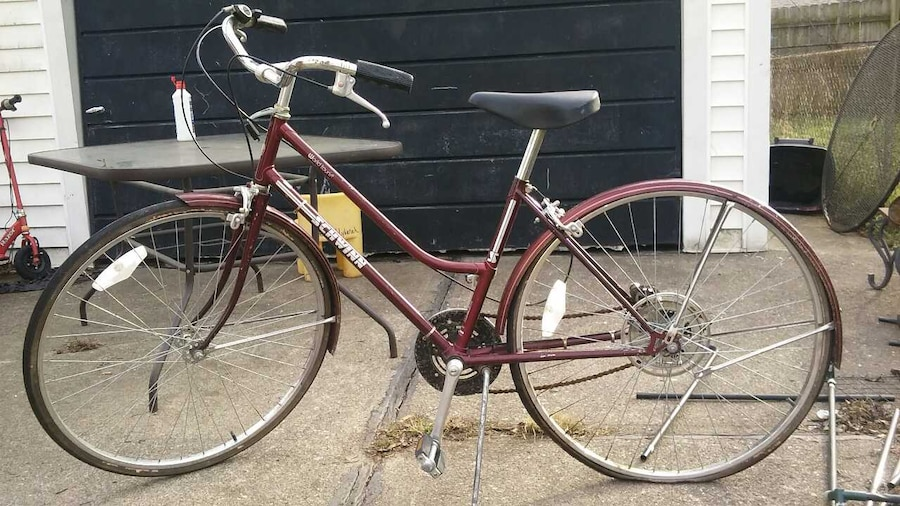 Original Chicago Schwinn World Tourist Bicycle In Melvindale Letgo