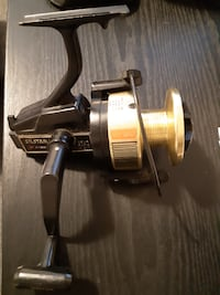 Silstar AT80 Fishing Reel Barrie