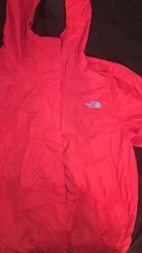 red Nike zip-up jacket Germantown, 20874