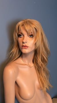 Lacefront natural blonde wig Whitby, L1R 1Y8
