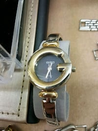 Steel black face lady watch Mayfield Heights, 44124