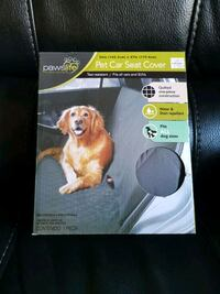 Pet car seat cover Barrie, L4N 6Z9