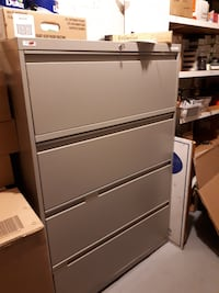 filing cabinet 4 drawer Coquitlam