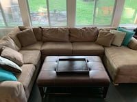 Incredible sectional with pullout! Falls Church, 22042