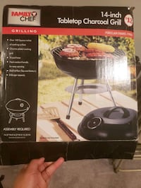 Portable Grill Cheverly