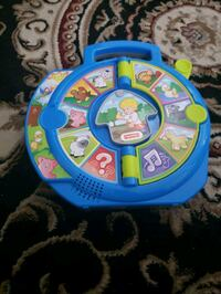 Fisher price little world animal