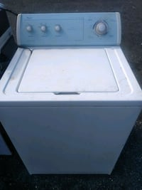 Whirlpool heavy duty washer works good 90 day warranty delivery availa Prince George's County, 20746