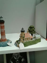 Lighthouse.  Collectible Swansea, 02777