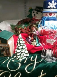 Assorted Christmas Decorations ???????????? D'Iberville, 39540