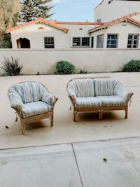 Rattan Chair & Love Seat Ventura, 93001