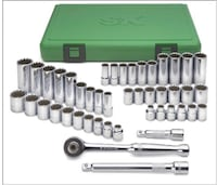 SK Socket Set Brand New (45) Pieces Sparrows Point, 21219