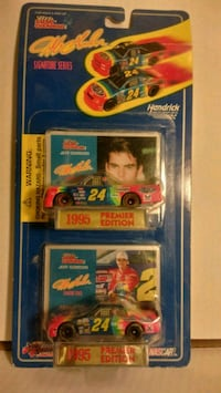 Hot Wheel 1995 Premier Edition Jeff Gordon Nascar