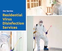 Disinfect and Sanitize Residential & Commercial New York