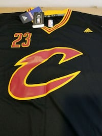 T shirt jersey LeBron james Size XXL never used ne Annandale, 22003