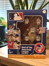 Best Of The American League Set Gaithersburg, 20878