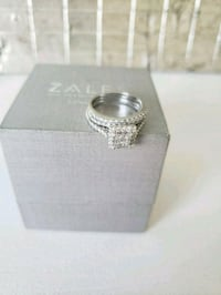 silver-colored ring with box Bakersfield, 93312