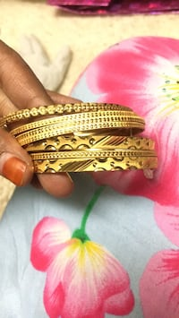 7 piece bangles colors won't fade for long time Aurora, 80247