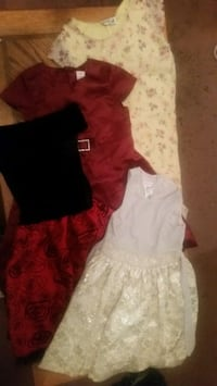 Girls size 8 and 10 dresses Winnipeg, R2C 4J7
