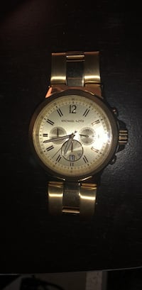 New Gold Michael Lord watch  Mississauga, L5M 7G4