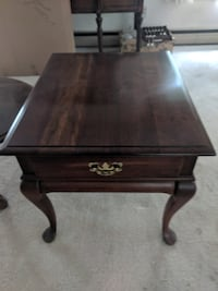 Queen Anne furniture tables null