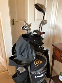 Full set of Dunlop golf clubs Middlesbrough, TS9 5DD