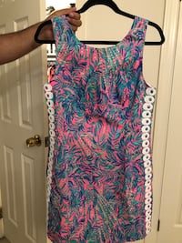 Lilly Pulitzer brand new dress with tags!! Great Falls