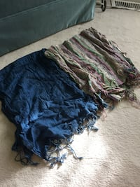 Woman's Scarves 2 for $10 Hamilton, L8J 2P2