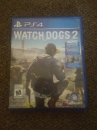 Watch Dogs 2 game Oakville, L6H 1W2