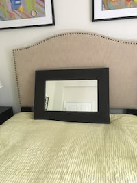 West Elm modern mirror and other bedroom set items Bethesda, 20817