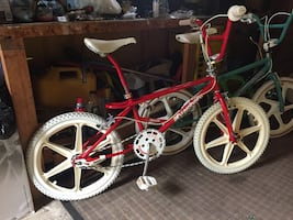 Wanted: Kuwahara and other old school bmx