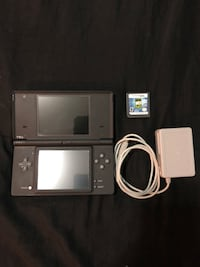 Nintendo DS i with game and charger Brampton, L6R 0R3