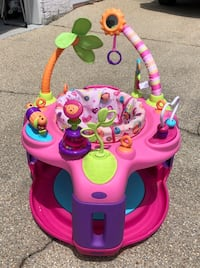 Baby seat toy Bright Starts Sweet Safari Bounce-A-Round Entertainer Baton Rouge, 70808
