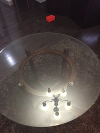 Bought it last year from Ashely just table excellent condition no starch no stain  Edmonton, T6W 0R4